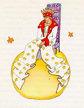 小王子-国王