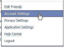 Mematikan notification dari FaceBook yang memenuhi inbox email