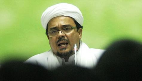 Habib Rizieq instruksikan laskar FPI lanjutkan bantuan tangani pasca banjir