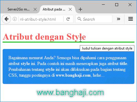 Tampilan file latihan 06-html-atribut-style.html