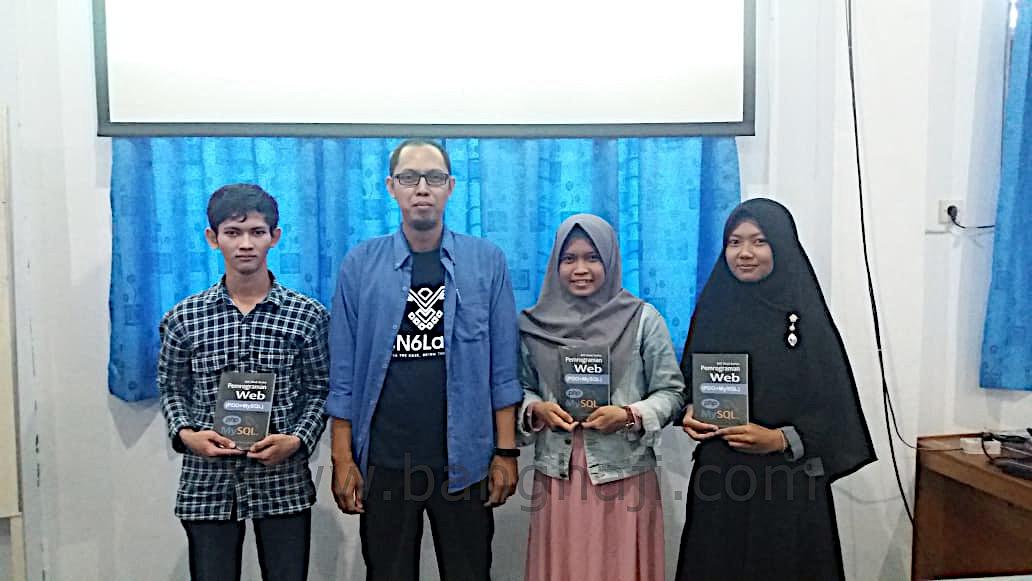 Workshop Web Layouting Hadiah