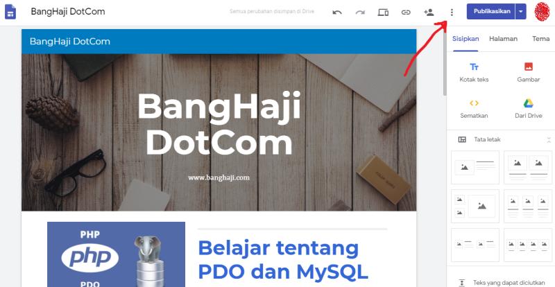 google sites banghaji dotcom