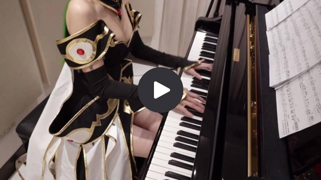 油管Y站著名主播Pan Piano 视...觉听觉冲击 (25.3G) 视频