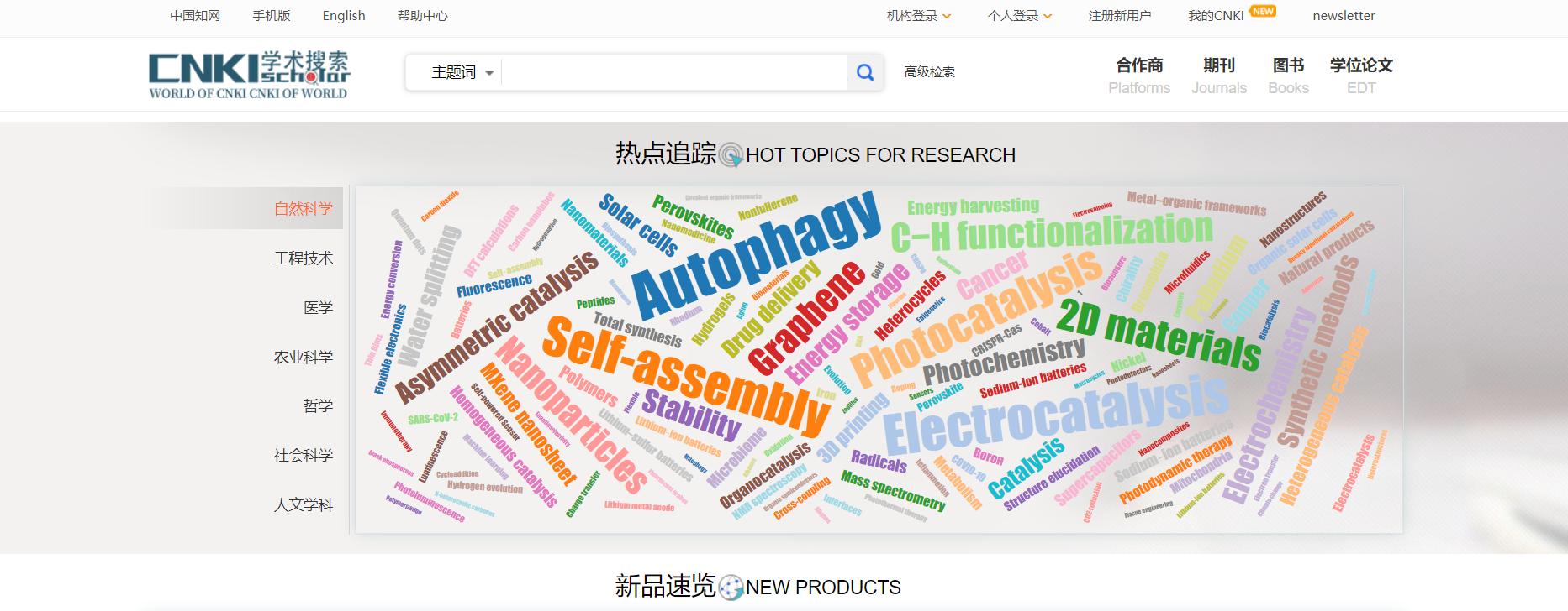 国外文献免费搜索网站-外文总库-中国知网