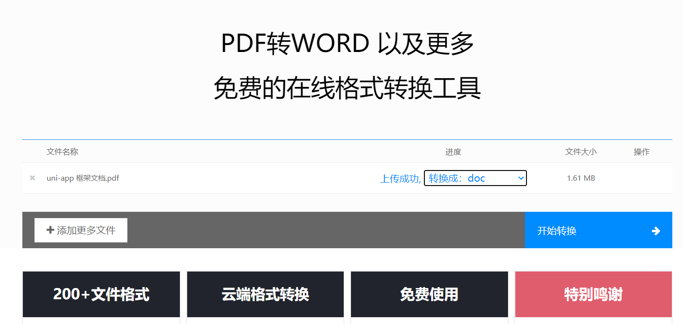 这肯定是收录超全的PDF转换技巧了