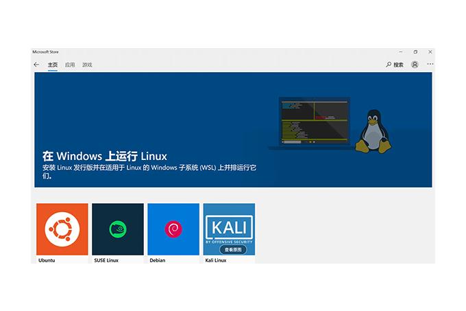 Windows10安装Linux子系统(WSL,Ubuntu16.04)并配置jdk1.8