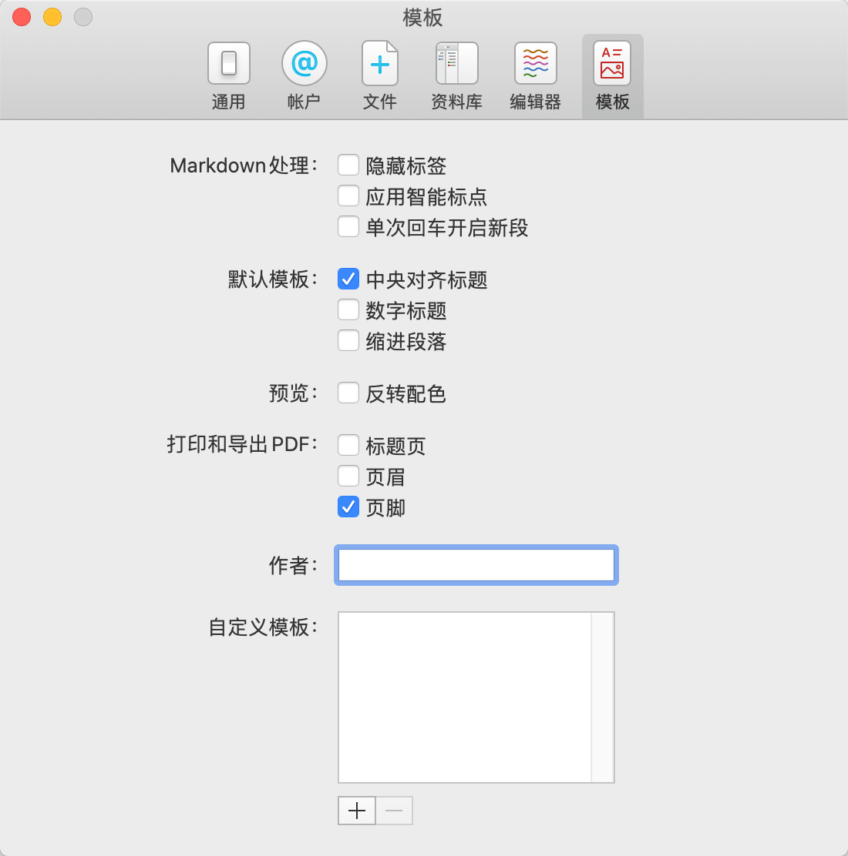 iA Writer Mac截图2