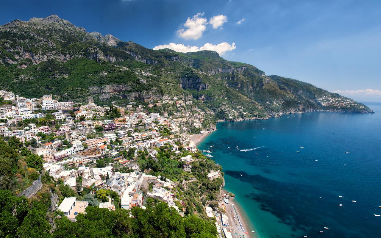 Amazing Amalfi Coast!