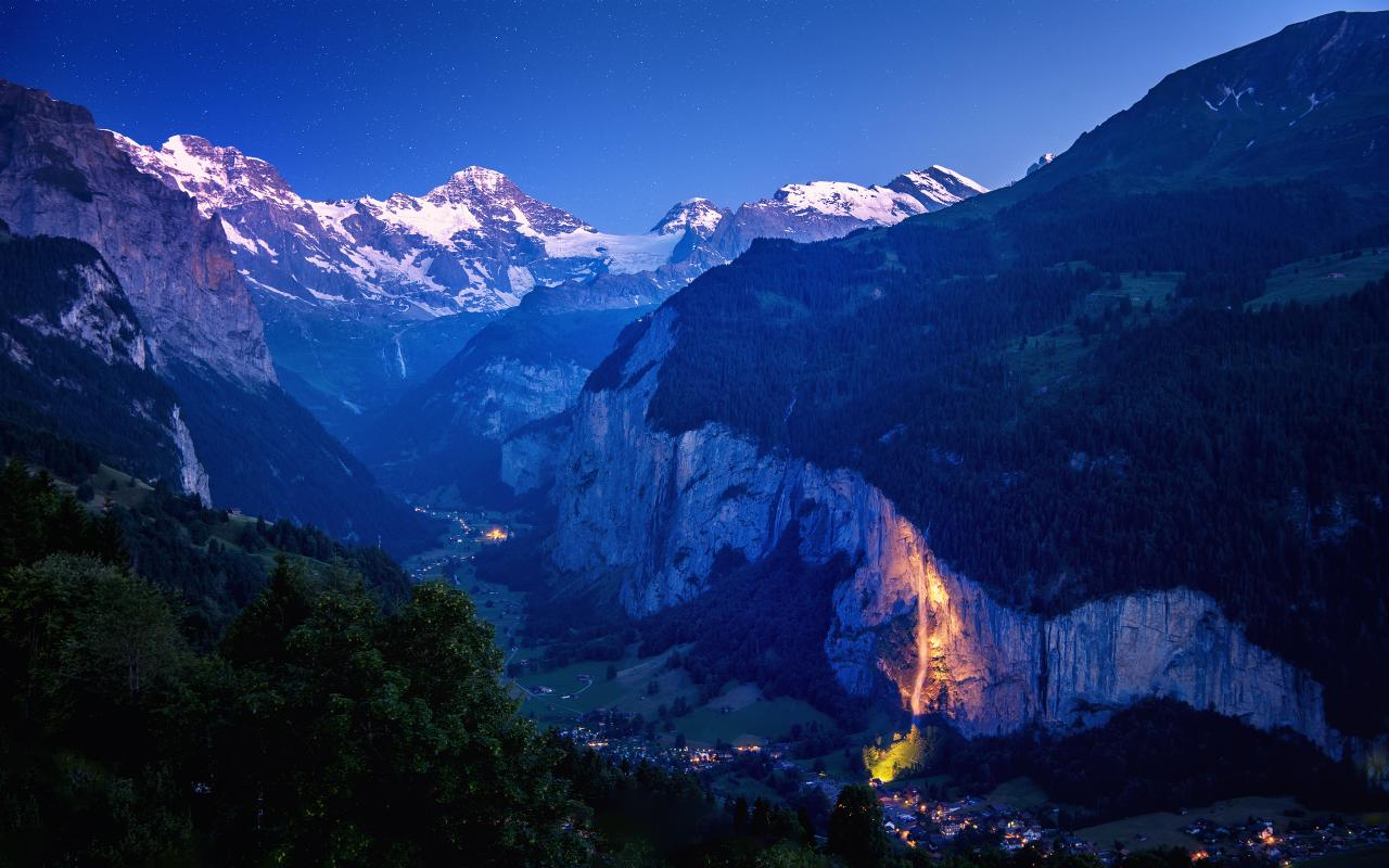 The Birthplace Of Rivendell