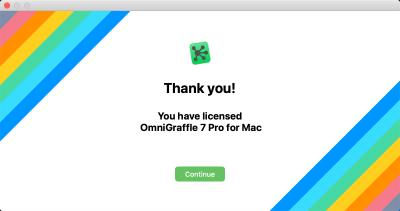 手把手教你安装与激活OmniGraffle Pro 7中文版