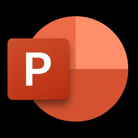 Microsoft Powerpoint 2019 16.40