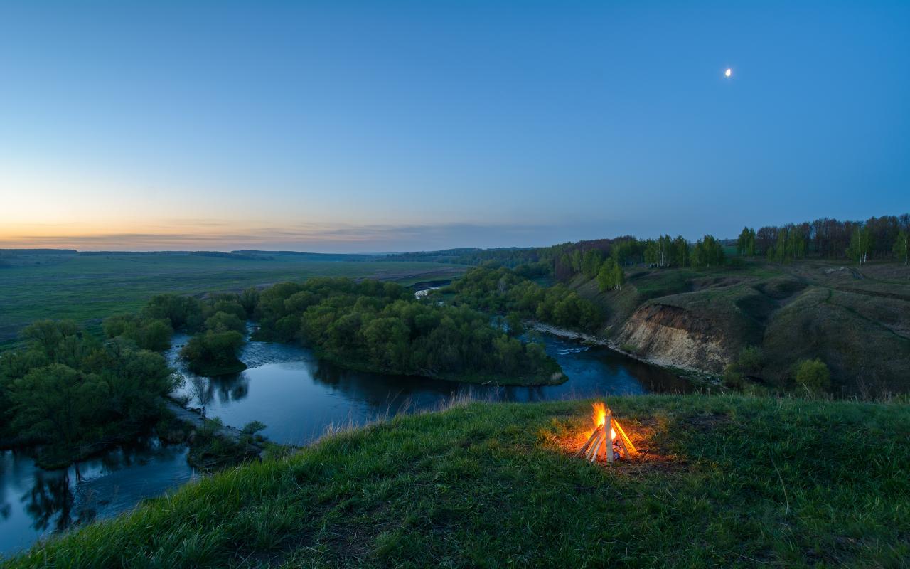 The 4am Campfire