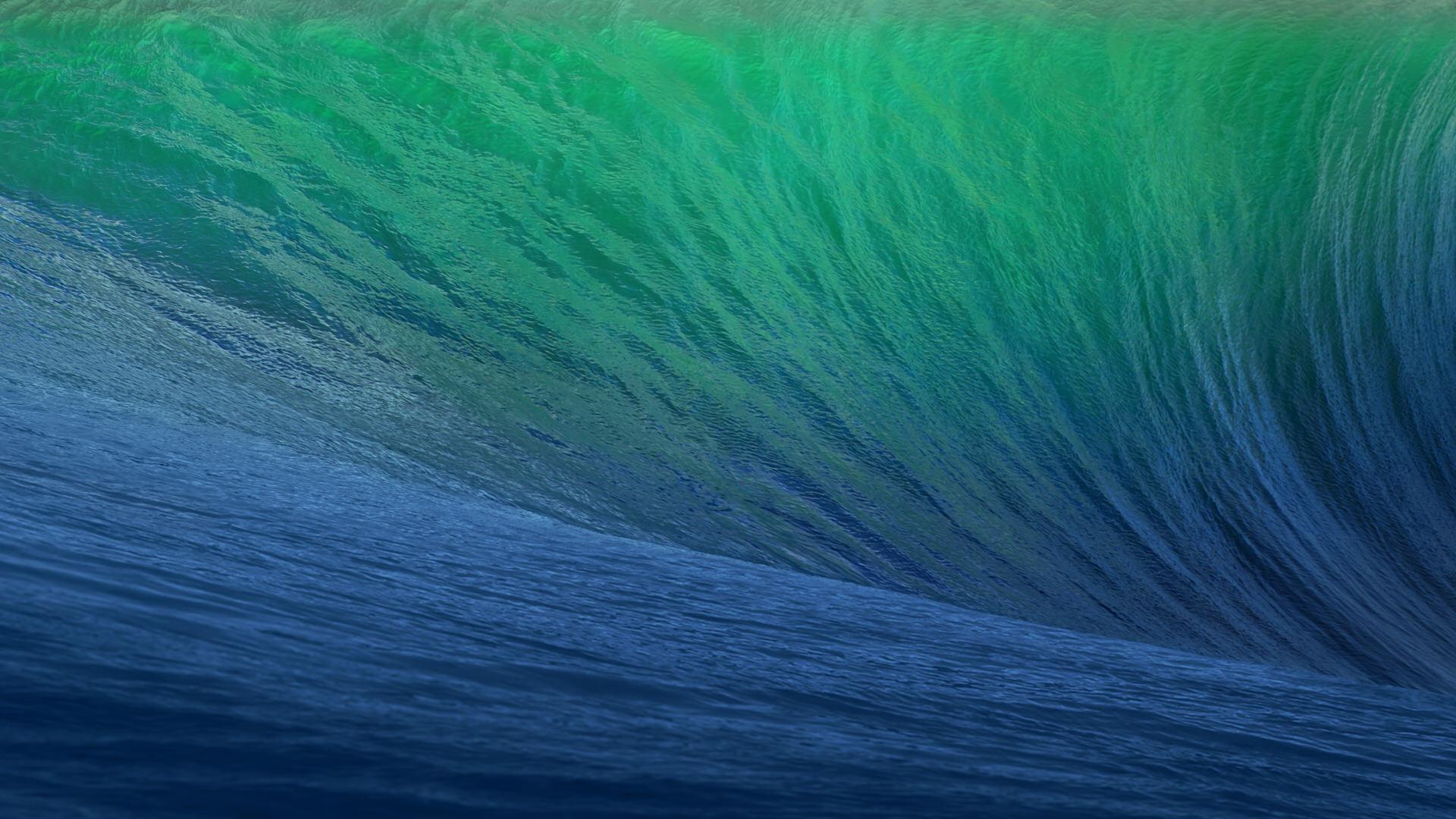 macOS Mavericks系统默认壁纸osx hero高清壁纸
