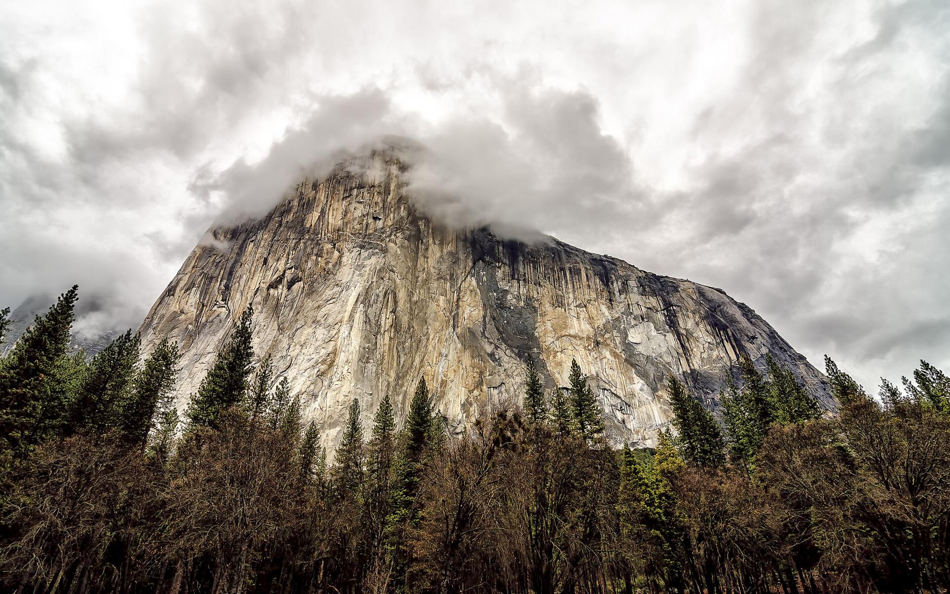 macOS Yosemite系统自带壁纸高清壁纸
