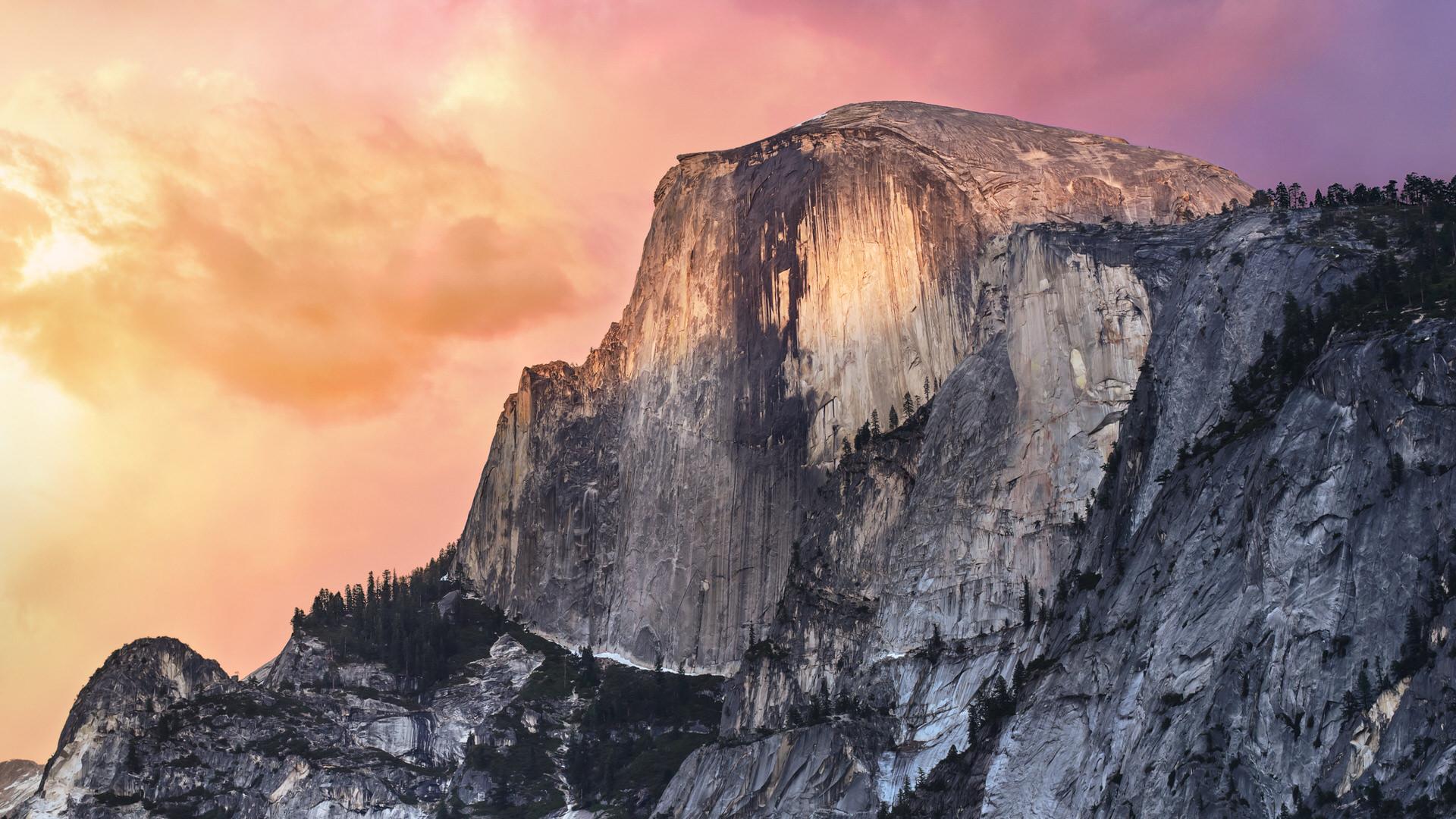 macOS Yosemite系统壁纸高清壁纸