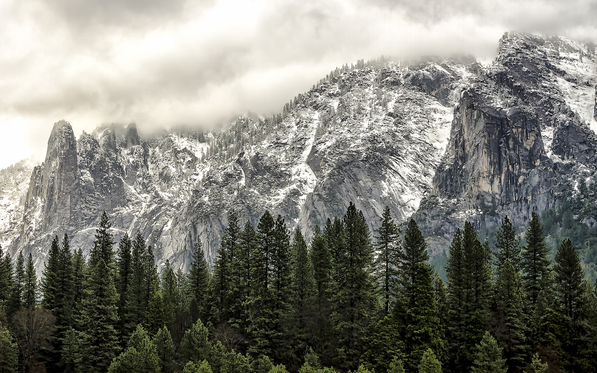 macOS Yosemite系统自带壁纸_4高清壁纸