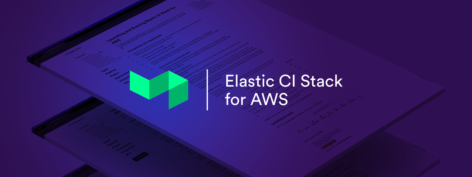 Elastic CI Stack for AWS