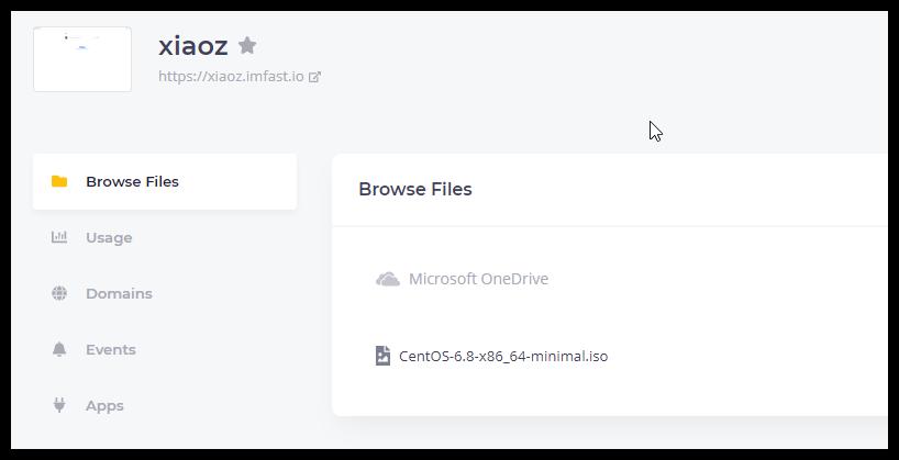 将OneDrive等云盘文件同步到Fast.io提供直连下载-A17主机网