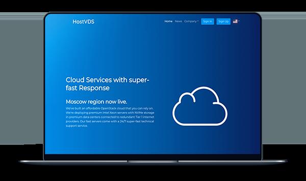 HostVDS - 俄罗斯VPS 月付0.79美元 可支付宝-A17主机网