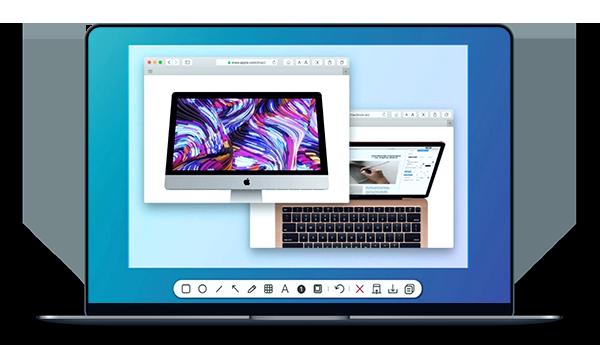 Xnip - 推荐一款MAC上长截图工具-A17主机网