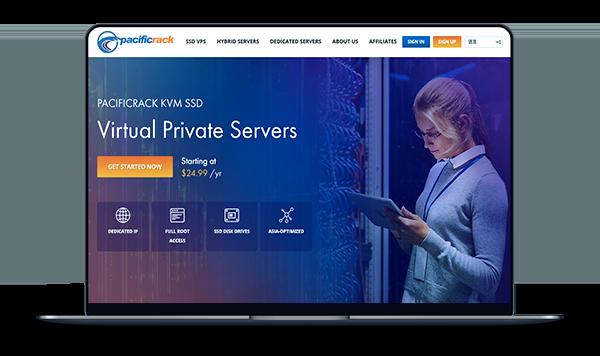 PacificRack - 洛杉矶PR 架构KVM 年付7美元-A17主机网