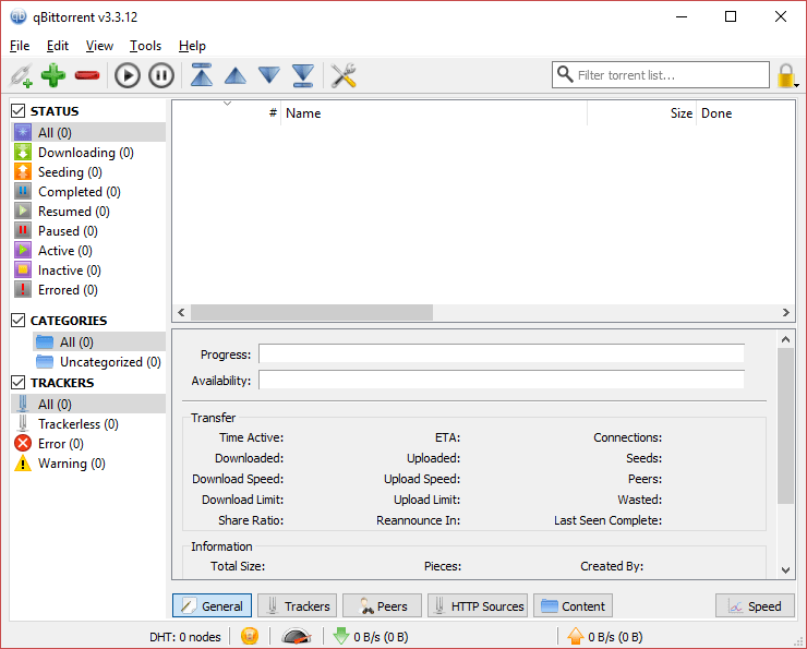 Chocolatey Gallery | qBittorrent 4.1.6
