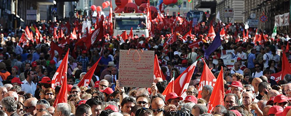 意大利百万人游行反同婚 捍卫传统家庭价值