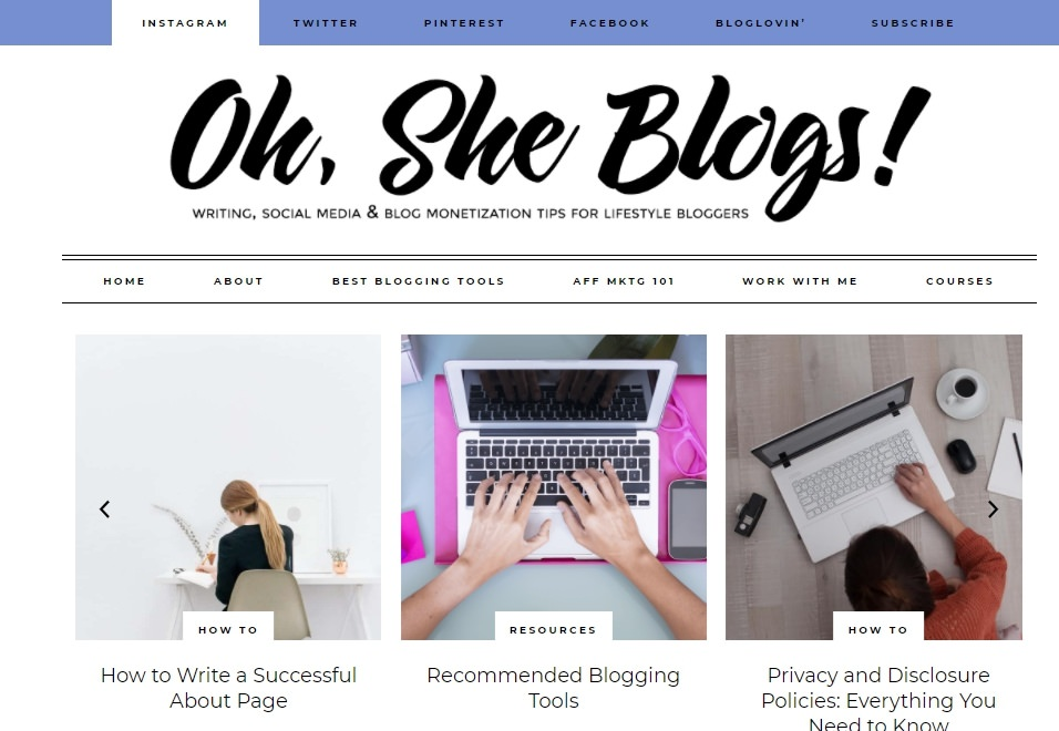 OhSheBlogs