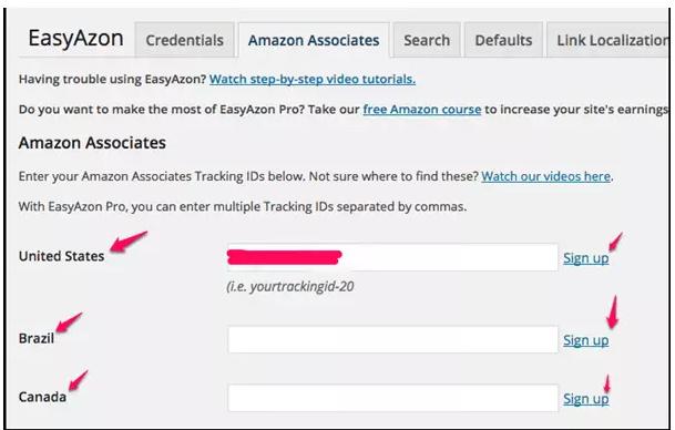 怎样给WordPress加上Amazon Affiliate推广链接?