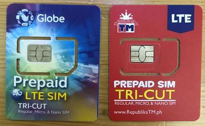 Globe电话卡