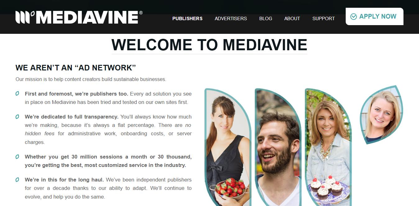 为什么你要注册Mediavine广告联盟作为Google Adsense的备选?