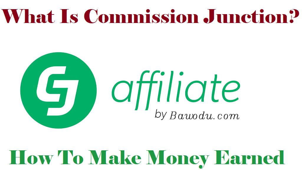 如何从Commission Junction联盟赚美金?