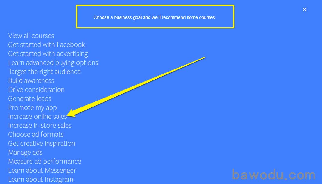 30个全球知名免费数字营销课程及认证2021