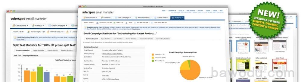 邮件群发系统 Interspire Email Marketer下载安装及使用教程