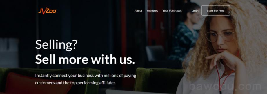 JVZoo广告联盟