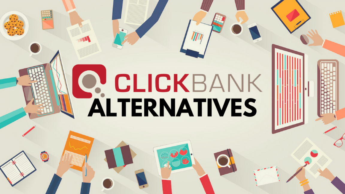 Clickbank Alternatives