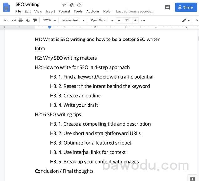 SEO写作是什么?如何创作自带SEO属性的文章?