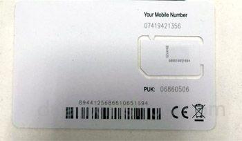 talkhome sim card
