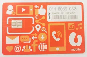 马来西亚手机电话卡,月租2元,可国内漫游收短信