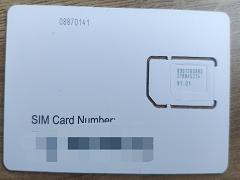 美国电话卡最低消费5