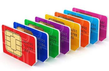可在中国长期漫游的国外电话卡汇总列表
