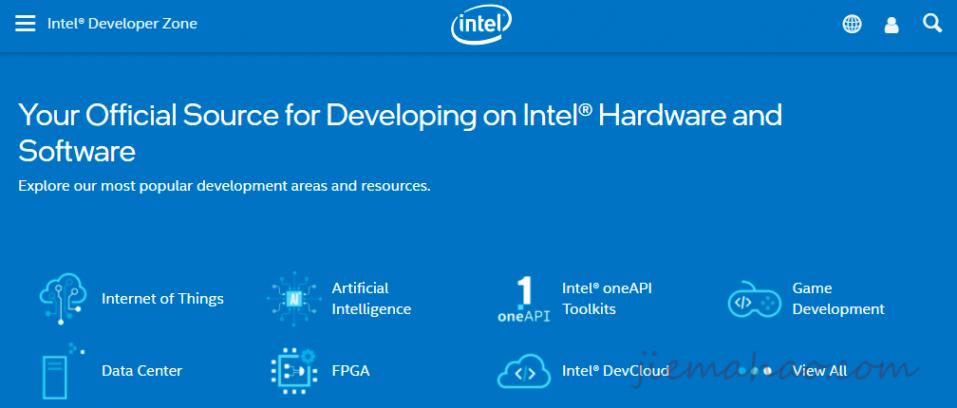 Intel DevCloud