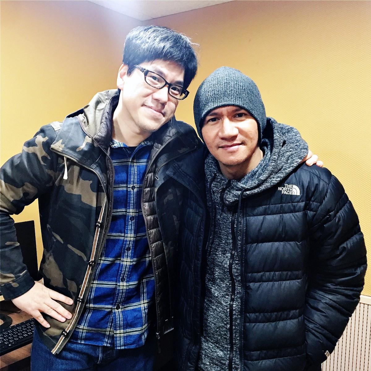 王宏恩Biung+空中現場