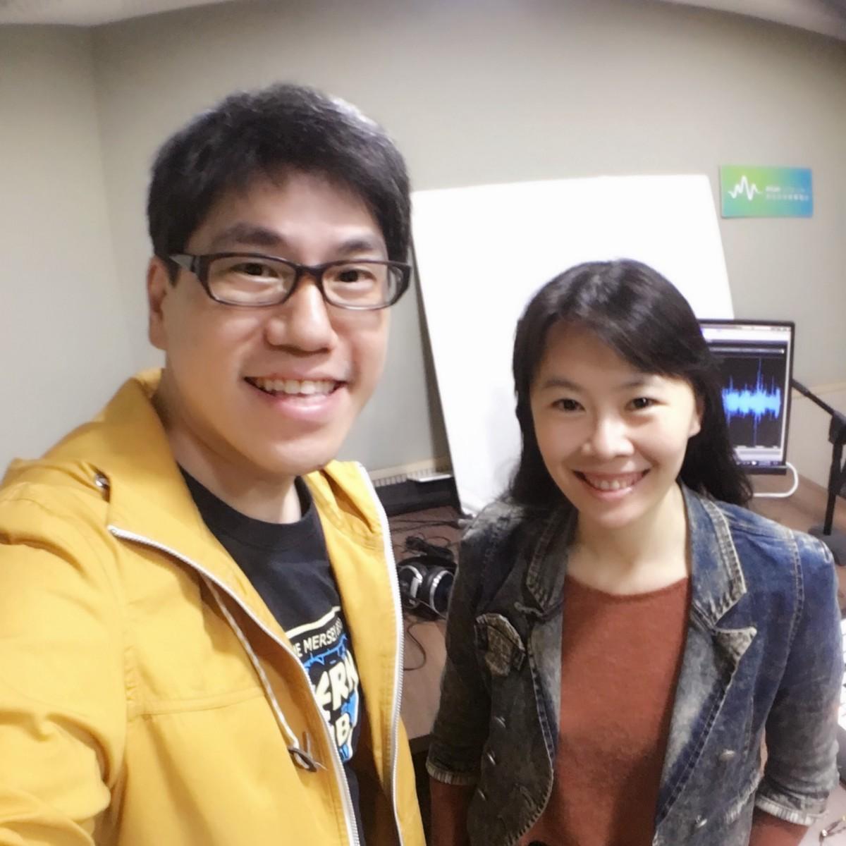 專訪鍾玉鳳談《擺》