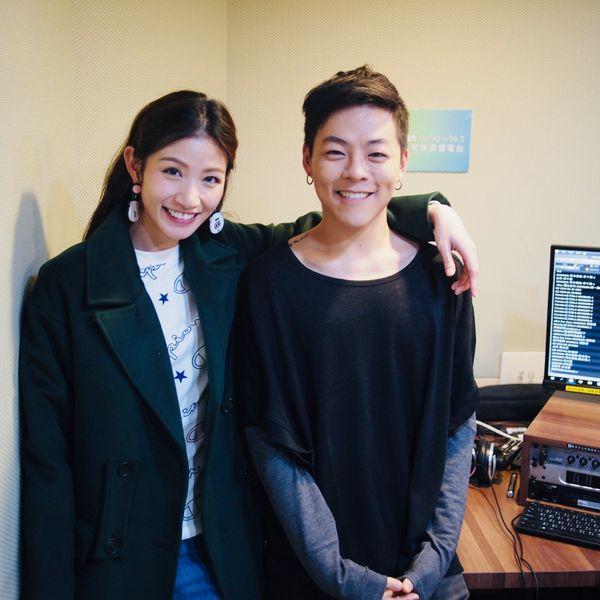 專訪李千那 + 空中 mini live (feat. 江天霖)