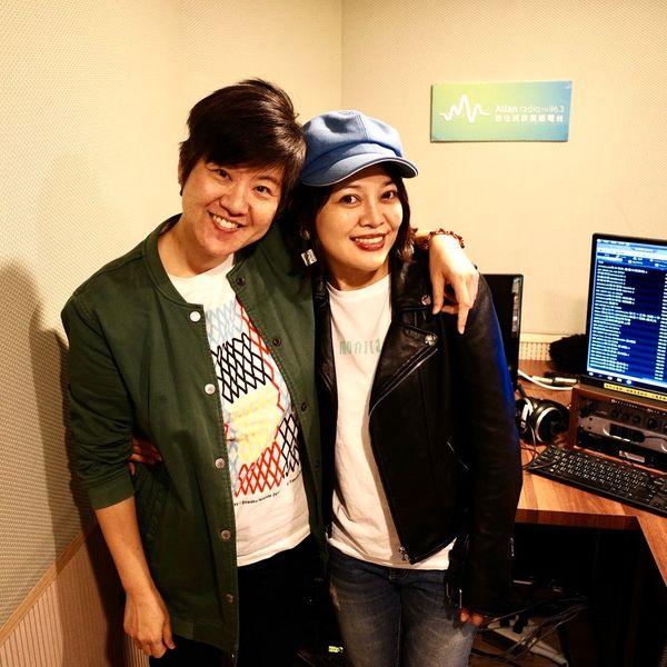 專訪戴愛玲、蕭賀碩談《失物招領》+ 空中mini live現場