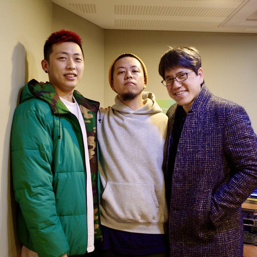 國蛋談《Earlier This Morning》與改變人生的嘻哈歌單 feat. 製作人萬志軒
