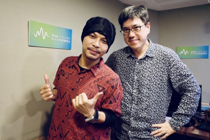 黃明志Namewee談《亞洲通話》與他的音樂人生