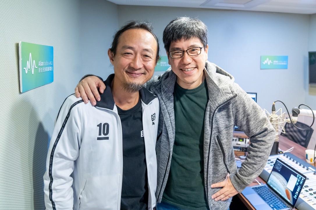 鍾興民談他的音樂人生