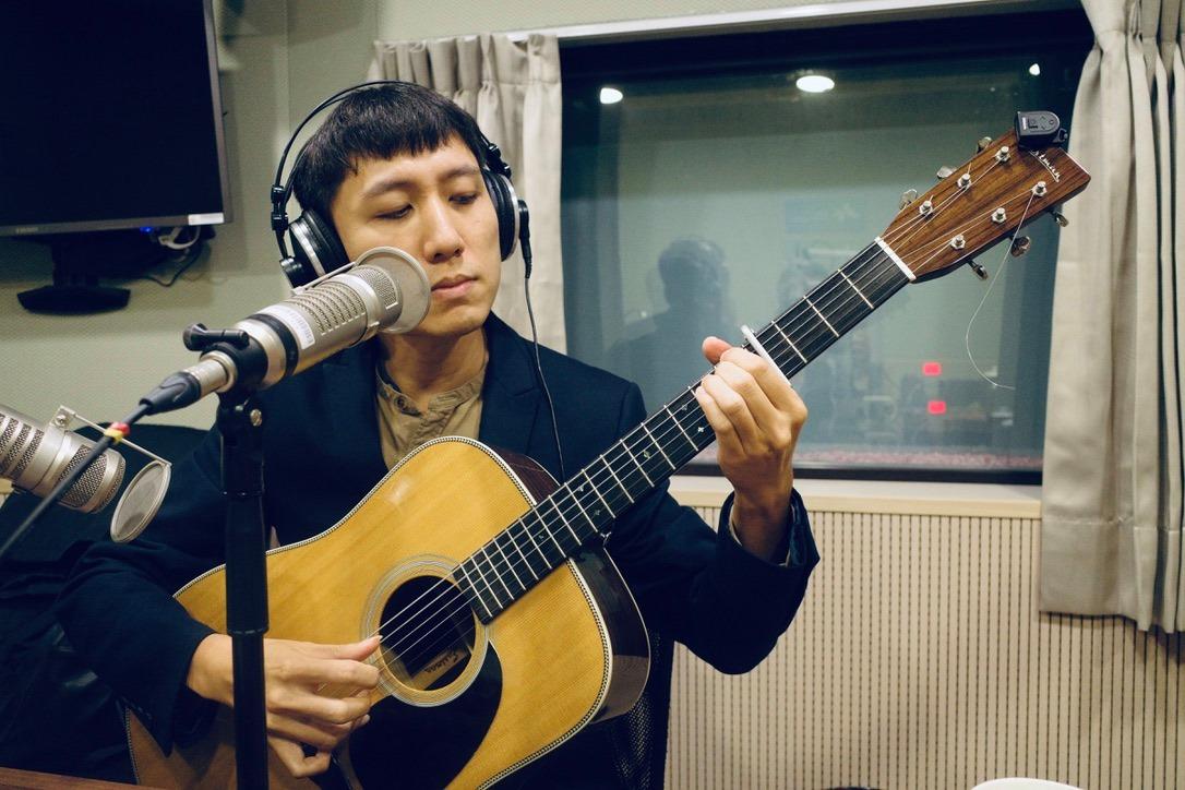 專訪香港創作歌手黃衍仁談他的作品,以及香港這座城